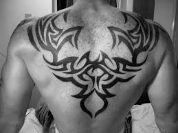 60 tribal back tattoos for bold masculine designs