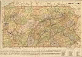 Pittsburgh Pa Map 1870 U0027s Pennsylvania Maps