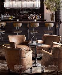 Restoration Hardware Bar Table Rh Professor Chairs Interiors Pinterest Restoration Hardware