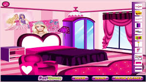 barbie fan room decoration girls game baby games hd youtube