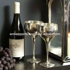 brass wine glasses brass wine glasses suppliers and manufacturers