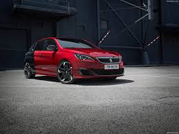 peugeot sports car 2016 peugeot 308 gti 2016 pictures information u0026 specs