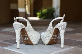 pearl wedding shoes pro pictures of my diy strass pearl wedding shoes weddingbee