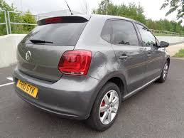 2010 volkswagen polo new shape manual petrol fsh in west