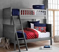 kids bunk beds u0026 loft beds pottery barn kids