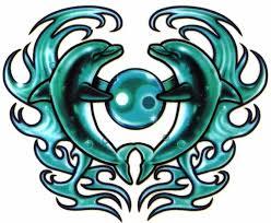 dolphin tattoo by tigresstenshi on deviantart
