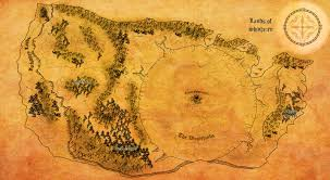 Fantasy Map Fantasy Map For Rpg Campaign By Therefor Fallen On Deviantart