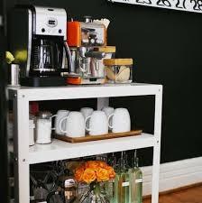 Coffee Bar Table Diy Coffee Bar Perk Up Your Home Design Bob Vila