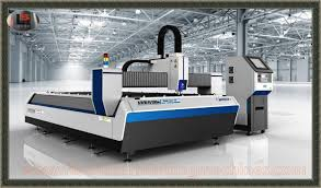 Laser Cutting Table Open Type Single Table Fibre Optic Laser Cutting Equipment Ls Fc3015b