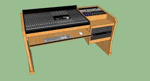 Argosy Console Desk Soundcraft Ghost Owners With Argosy Style Console Gearslutz Pro