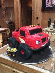 grave digger monster truck cake blaze the monster truck cake sweets pinterest truck cakes