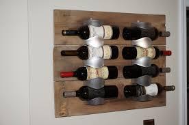 dining room stylish wine rack cube storage 12 bottle capacity of