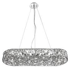 Oval Crystal Chandelier Best Contemporary Modern Island Chandeliers Images On Model 36