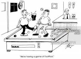 pool table cartoons and comics funny pictures from cartoonstock