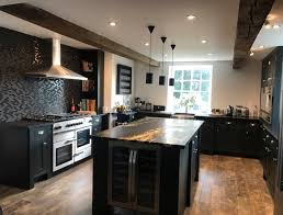 blue kitchen cabinet paint uk painted kitchens on the isle of hpkuk expert