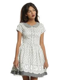 twin peaks double r diner waitress cosplay dress topic