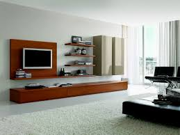 living room lcd tv showcase design for wall furniture charming