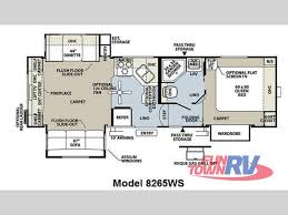 rockwood floor plans new 2011 forest river rv rockwood signature ultra lite 8265ws