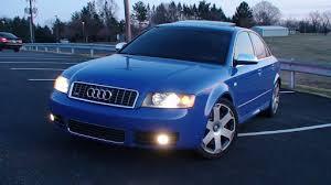 2004 audi s4 blue vwvortex com fs 2004 audi s4 v8 quattro nogaro blue