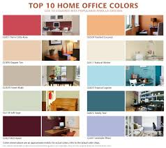 colors for a home office the perfect home office top 10 home office colors