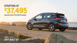 lease a chevrolet bolt for just 309 per month nothing down in