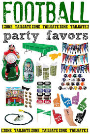 football favors football party favor ideas shesaved