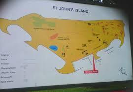 St John Map St John Island Map My Blog