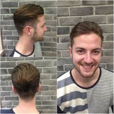 how long should hair be for undercut what is the two block haircut and why you should go for it