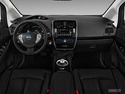 2017 Nissan Leaf Pictures Dashboard U S News World Report