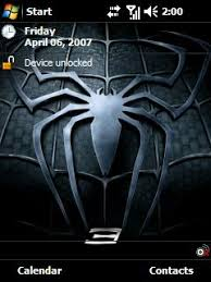 download themes on mobile phone spiderman v3 theme pack freeware for windows mobile phone