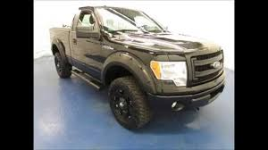 Ford F150 Truck Tires - 2013 ford f150 4wd reg cab stx lifted truck youtube
