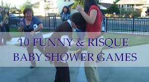 funniest baby shower 10 but risqué baby shower