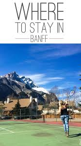 best 25 banff accommodations ideas on pinterest cruises to