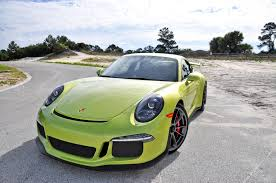 green porsche 2015 porsche 911 gt3 gt3 stock 5848 for sale near lake park fl