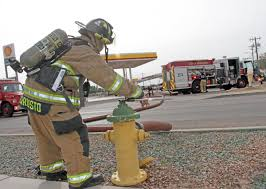 Arizona Firefighters Association by Global Water Fire Hydrants Are Being Flushed Regularly News