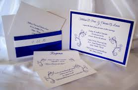 royal blue wedding invitations royal blue wedding ideas and wedding invitations