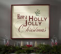 Best 25 Pottery Barn Christmas Christmas Wall Art