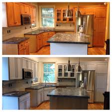 spray paint kitchen cabinets plymouth minneapolis house painter cabinet refinishing premium