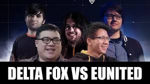 Meme Stream - scarra delta fox meme stream dream team vs eunited nacs match