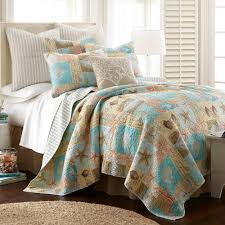 Kohls Quilted Bedspreads Bahamas Reversible Quilt Collection