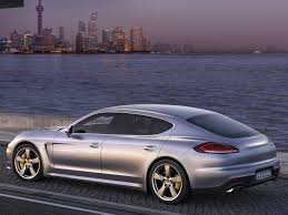 first porsche car the new porsche is the first in a new generation of hybrid luxury