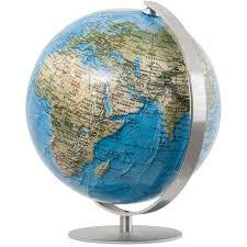 globe columbus world globe mini globus duorama