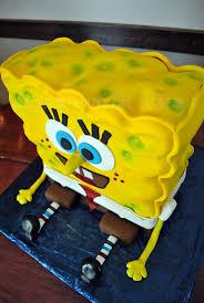 spongebob squarepants cake spongebob squarepants birthday cake spongebob squarepants flickr