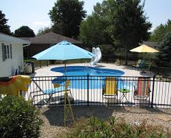 In ground swimming pool dealer design and construction m m