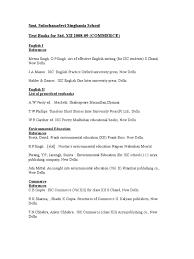 booklist 1 books