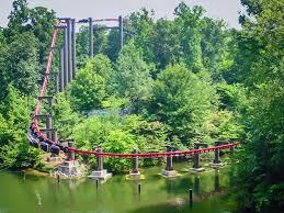 gilroy gardens family theme park terrain coasters coasterforce