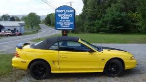 1994 ford mustang 5 0 specs 1994 mustang gt convertible 5 0 automatic transmission