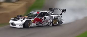 mad mike rx7 seeing mad mike u0027s 4 rotor rx7 at goodwood will make you shout hell
