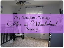 alice in wonderland room wallpaper wallpapersafari little dove creations a vintage