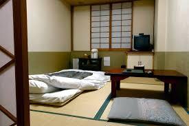 japanese bedroom design homewall decoration idea